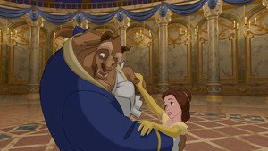 Beauty and the Beast - scene 13