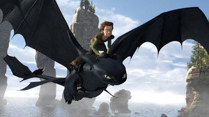 How to Train Your Dragon - scene 3