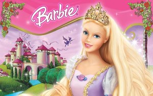 Barbie as Rapunzel - scene 0