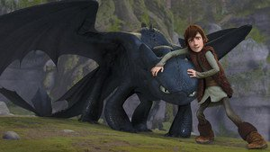 How to Train Your Dragon - scene 4
