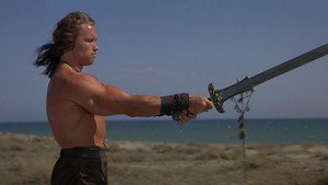 Conan the Barbarian - scene 3
