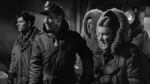 The Thing from Another World - scene 5