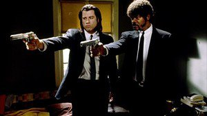 Pulp Fiction - scene 1