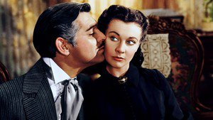Gone with the Wind - scene 1