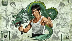 Enter the Dragon - scene 12