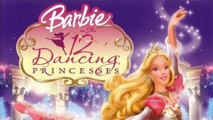 Barbie in The 12 Dancing Princesses - scene 8