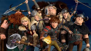 How to Train Your Dragon 2 - scene 1