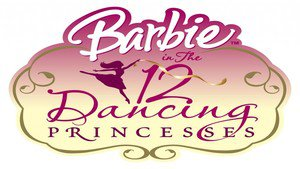 Barbie in The 12 Dancing Princesses - scene 10