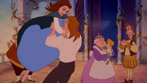Beauty and the Beast - scene 58
