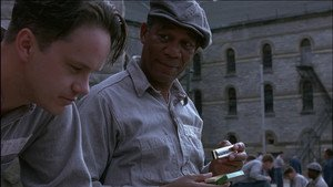 The Shawshank Redemption - scene 2
