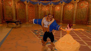 Beauty and the Beast - scene 34
