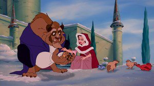 Beauty and the Beast - scene 35