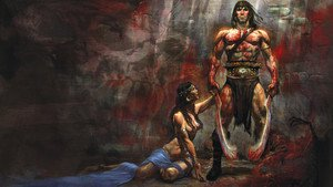 Conan the Barbarian - scene 15
