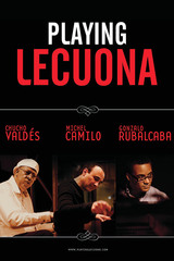 Playing Lecuona
