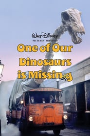 One of Our Dinosaurs Is Missing