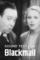Sound Test for Blackmail