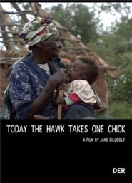 Today the Hawk Takes One Chick
