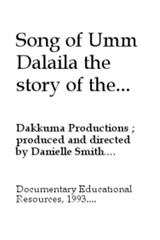 Song of Umm Dalaila, the Story of the Sahrawis