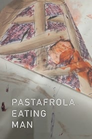 Pastafrola eating man
