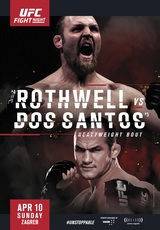 UFC Fight Night 86: Rothwell vs. Dos Santos