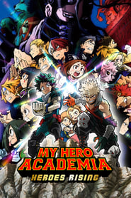 My Hero Academia: Heroes Rising